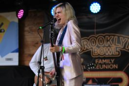 Sunflower Bean // COS x Brooklyn Bowl Family Reunion, photo by Heather Kaplan