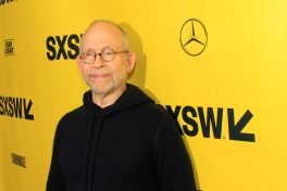 Bob Balaban // Isle of Dogs, photo by Heather Kaplan
