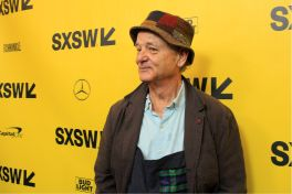 Bill Murray // Isle of Dogs, photo by Heather Kaplan