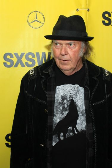 Neil Young // Paradox, photo by Heather Kaplan