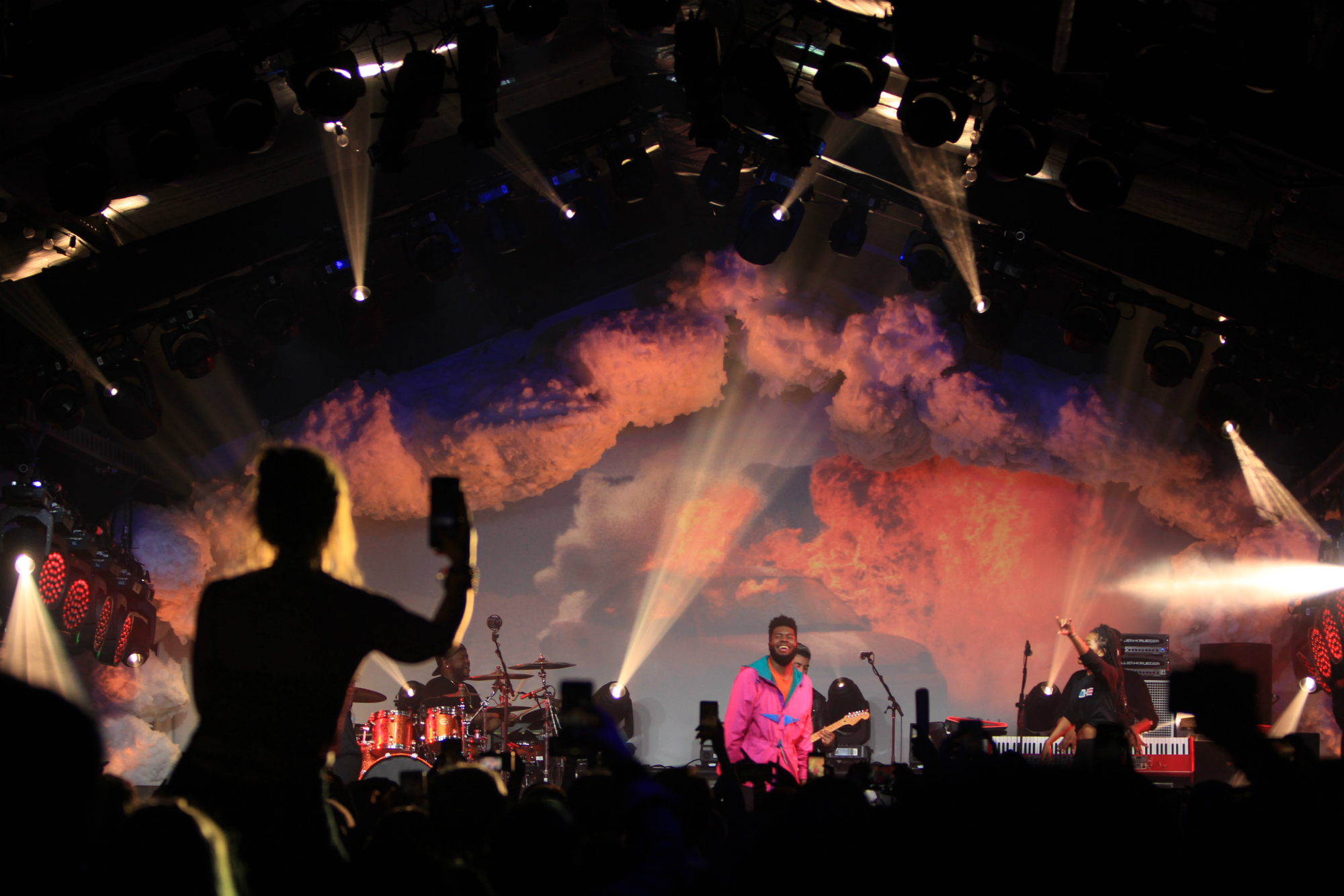 Khalid // Sony #LostInMusic, photo by Heather Kaplan