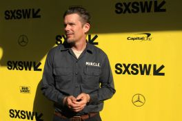Ethan Hawke // Blaze, photo by Heather Kaplan
