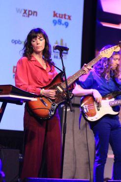 Natalie Prass // ACC Day Stage, photo by Heather Kaplan