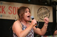 Rachael Ray's Feedback at Stubb's BBQ, photo by Heather Kaplan