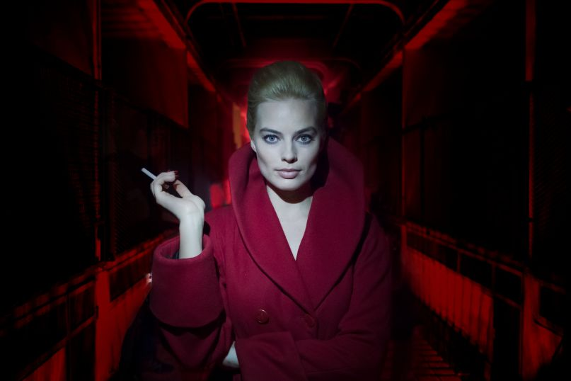 Margot Robbie is a cold-blooded neo-noir killer in the