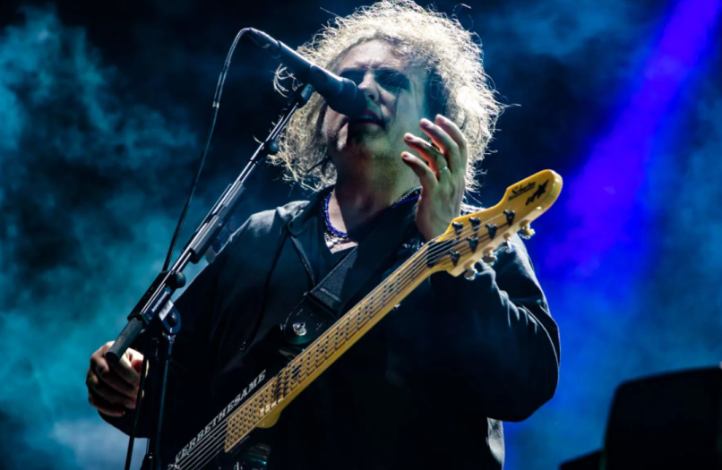 The Cure perform career-spanning setlist at Robert Smith's