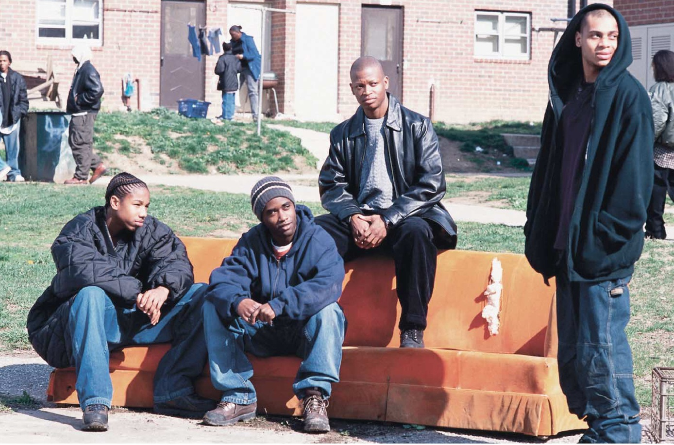 the wire season crew Ranking: Every Season of The Wire from Worst to Best
