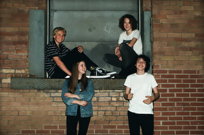 Calpurnia, photo by Calm Elliott-Armstrong