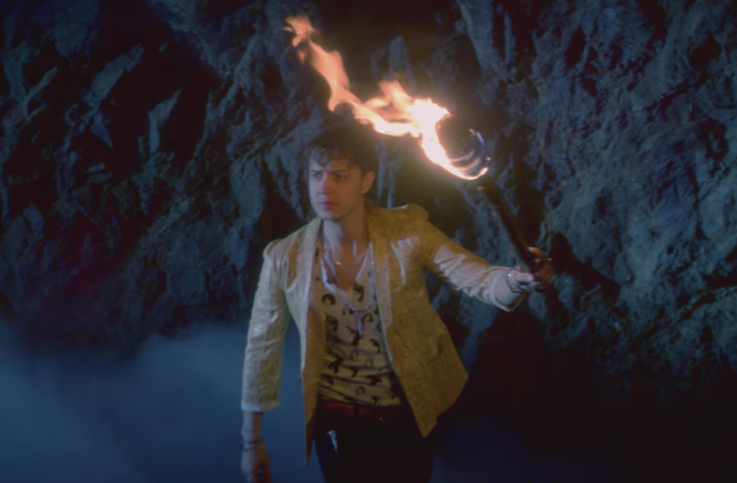 "The Voidz' ""Pyramid of Bones"" music video"
