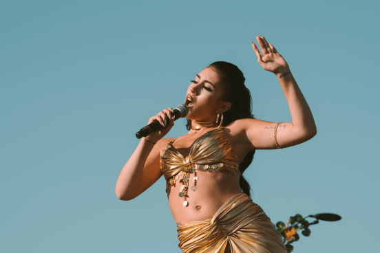 Kali Uchis // Photo by Natalie Somekh
