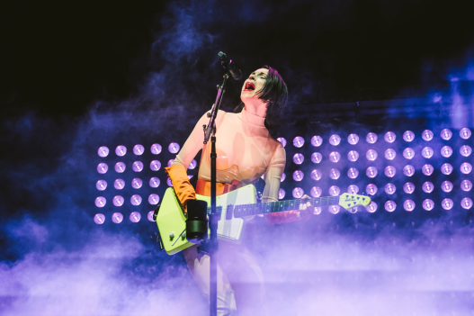 St. Vincent, photo by Natalie Somekh