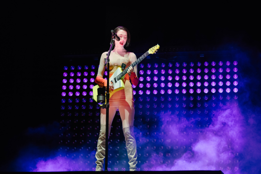 St. Vincent // Photo by Natalie Somekh