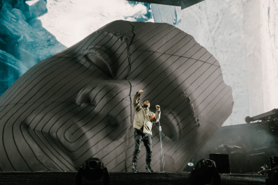 The Weeknd // Photo by Natalie Somekh