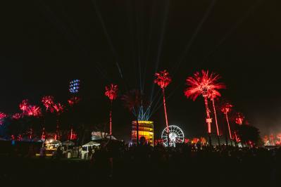 Coachella 2018 // Photo by Natalie Somekh
