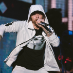 Eminem // Photo by Natalie Somekh