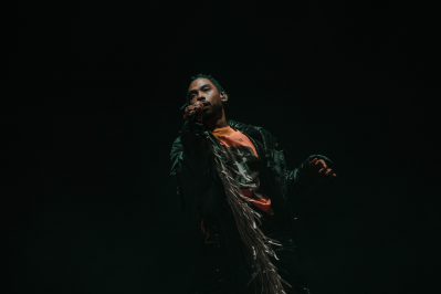 Miguel // Photo by Natalie Somekh