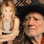 Alison Krauss and Willie Nelson