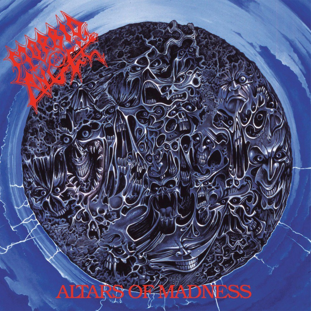 altars of madness The 25 Greatest Debut Metal Albums of All Time