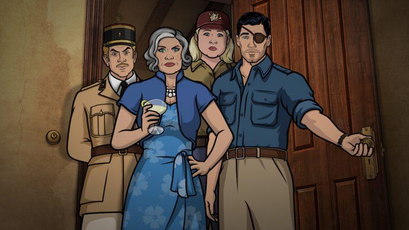 Archer Season 9: Danger Island