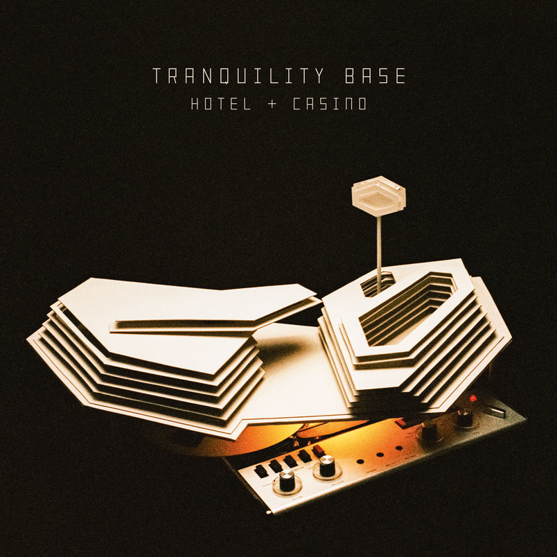 Arctic Monkeys Tranquility Artwork