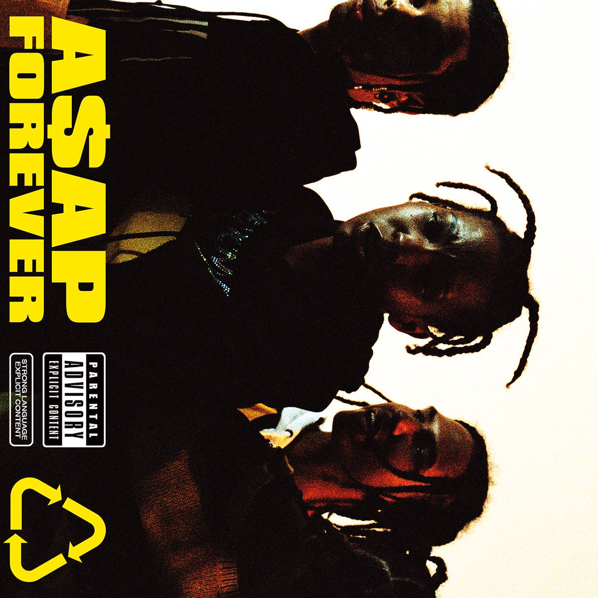 "ASAP Rocky's ""ASAP Forever"" artwork"