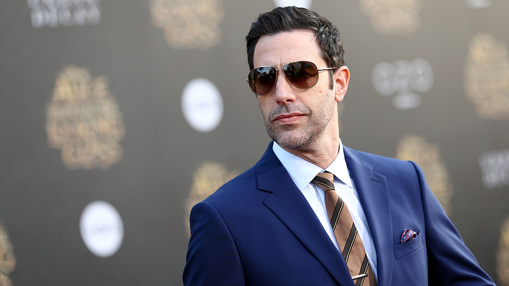 Sacha Baron Cohen heads to Netflix for new real-life thriller The Spy