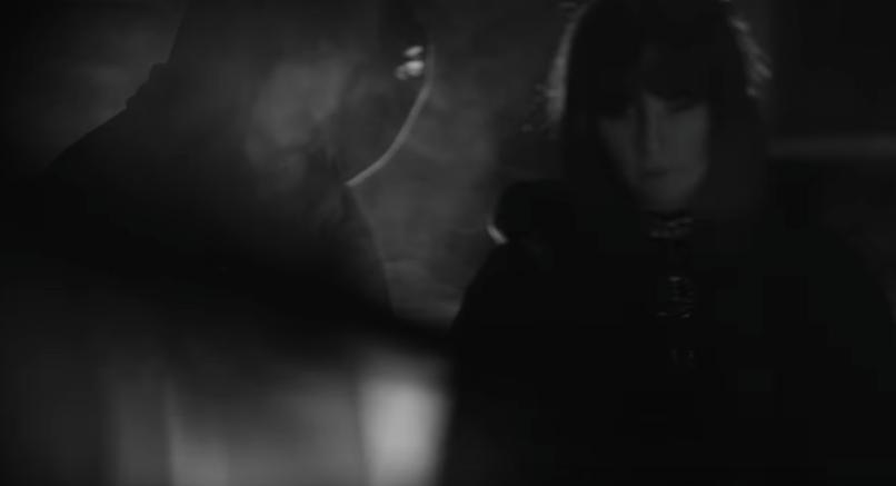 "Beach House in the ""Dark Spring"" video"