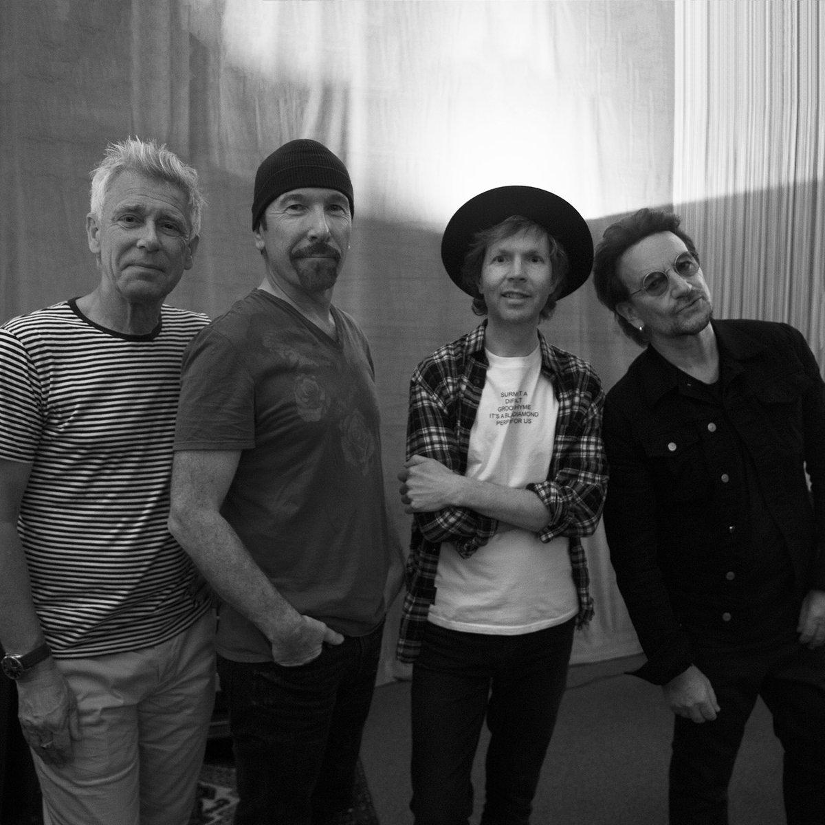 Beck and U2