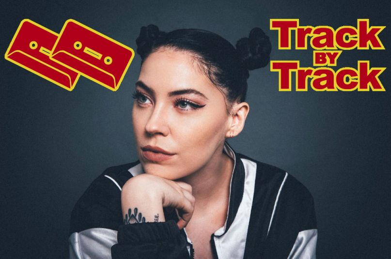 Bishop Briggs Track by Track, photo by Jabari Jacobs