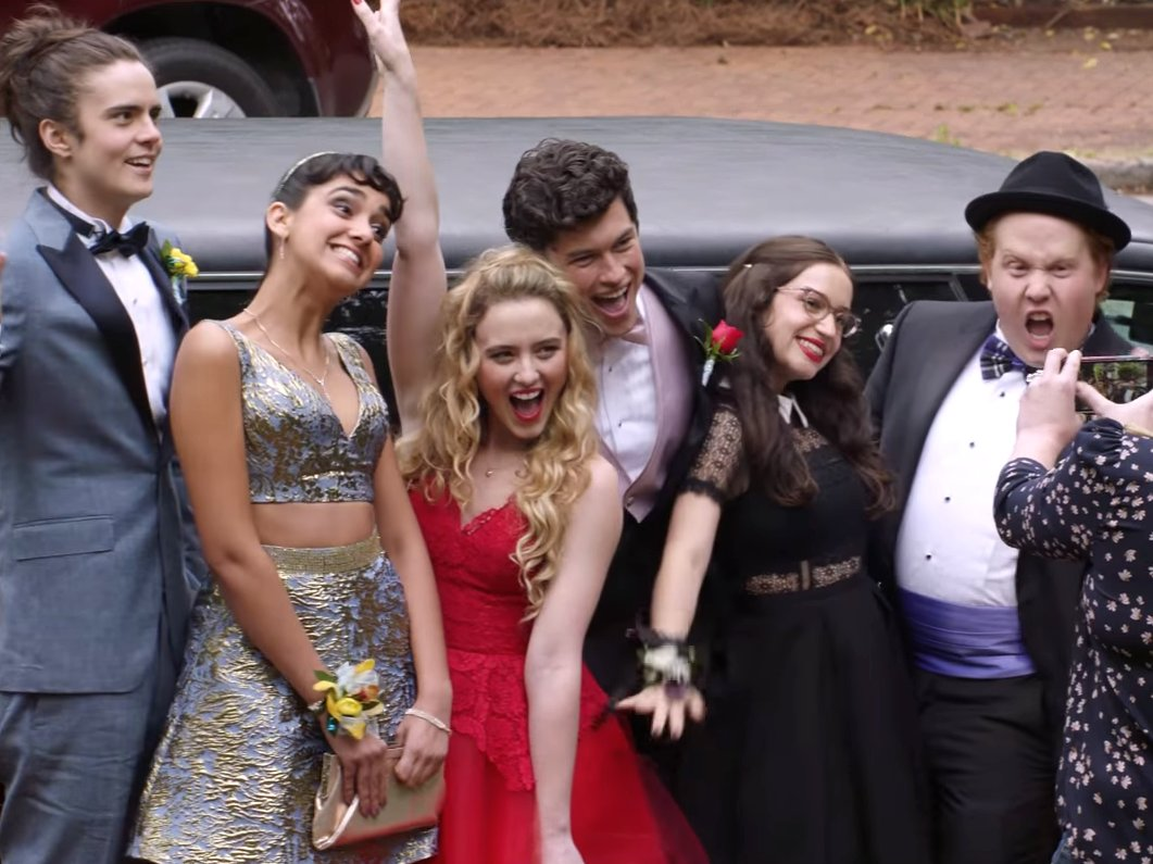 Admirable scene teens 1