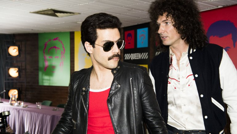 Bohemian Rhapsody, photo by Twentieth Century Fox
