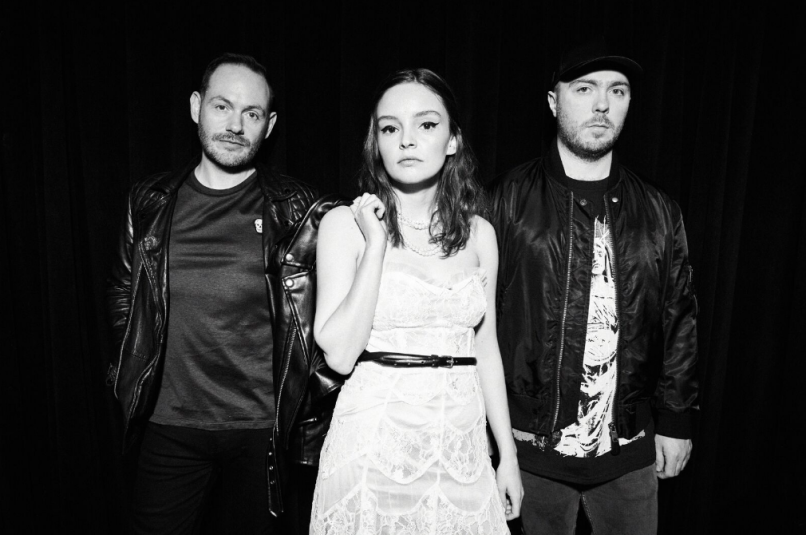 CHVRCHES, photo by Danny Clinch