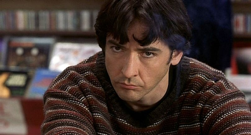 John Cusack in High Fidelity