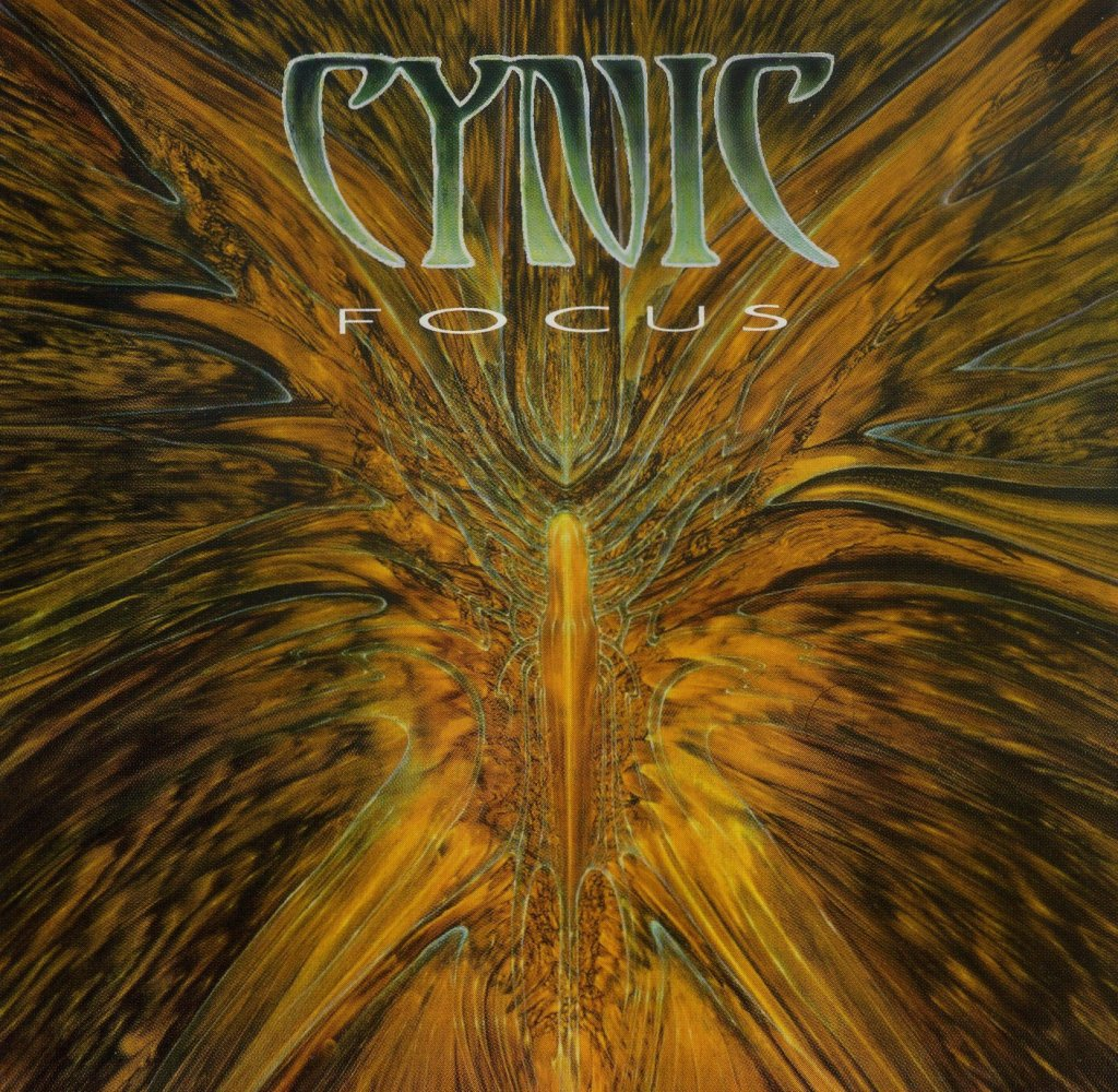 cynic focus The 25 Greatest Debut Metal Albums of All Time