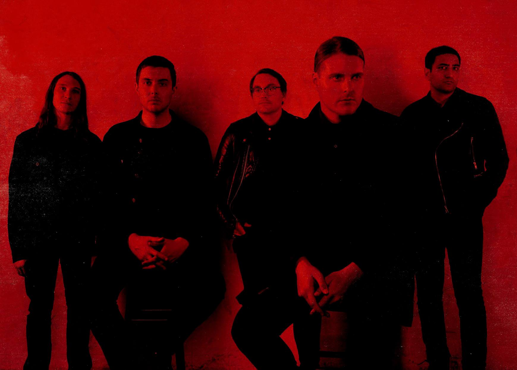 Deafheaven, photo by Corinne Schiavone