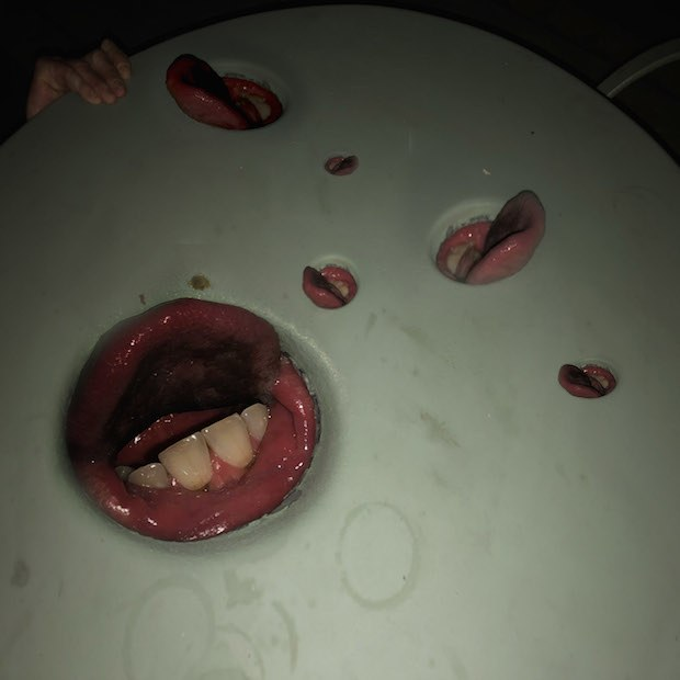 Death Grips Year of the Snitch Artwork