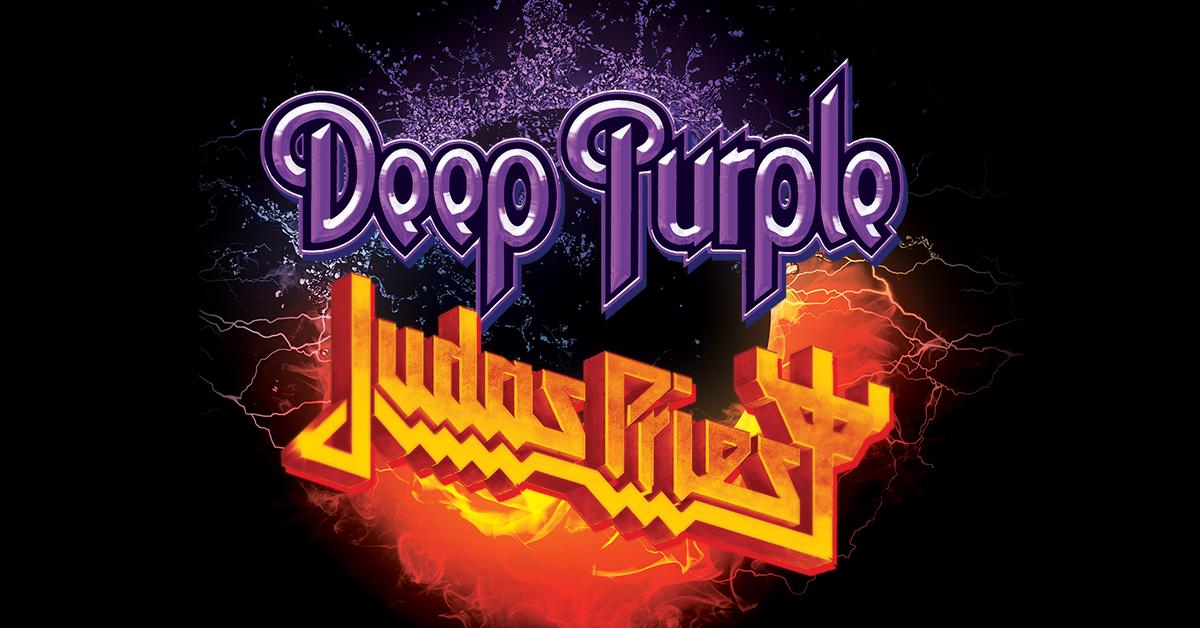 Deep Purple and Judas Priest