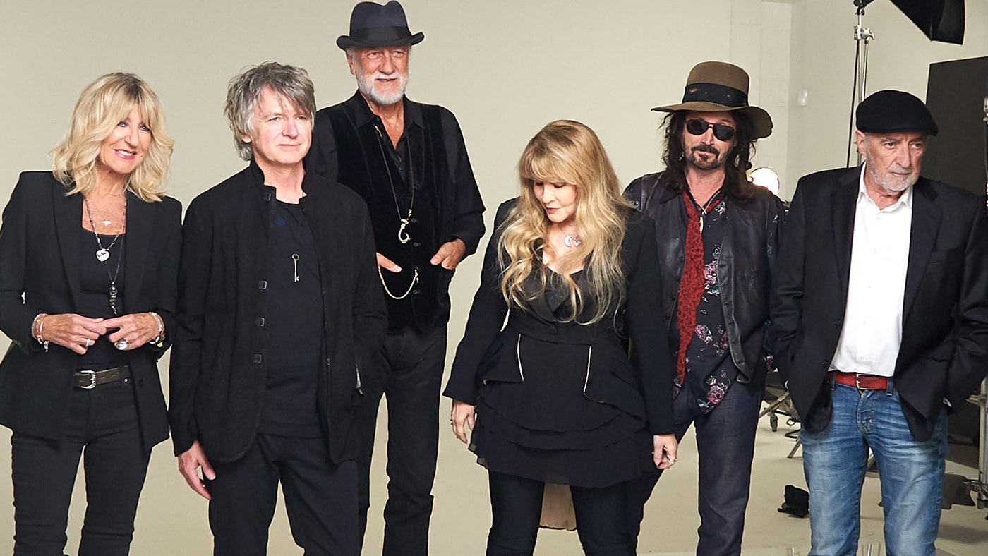 Fleetwood Mac with Mike Campbell and Neil Finn, photo by Randee St Nicholas
