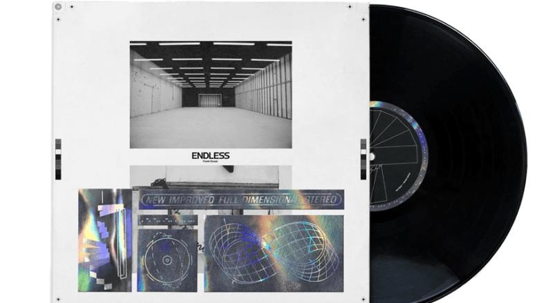 Frank Ocean's Endless vinyl