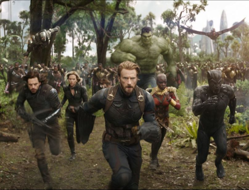 Film Review: Avengers: Infinity War Is an Overwhelming