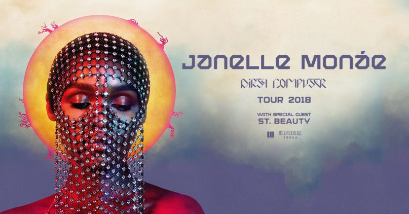 Janelle Monae's Dirty Computer Tour