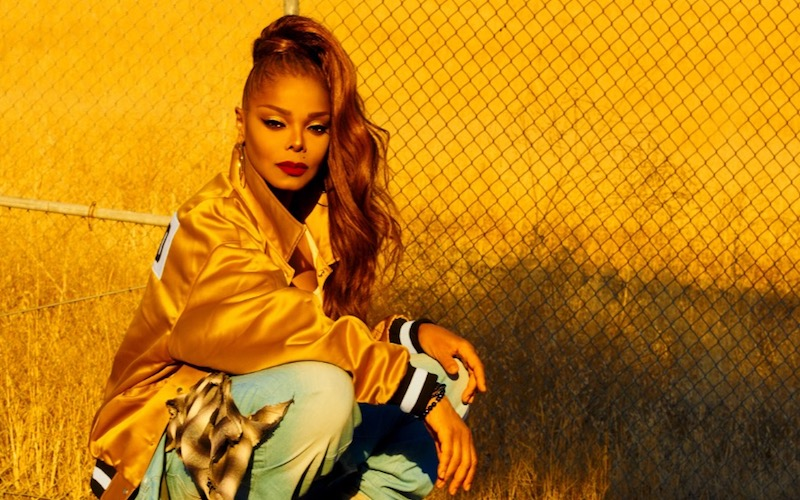 Janet Jackson announces dates for 2018 US summer tour