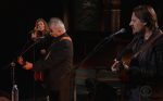 Brandi Carlile, John Prine, and Sturgill Simpson on The Late Show with Stephen Colbert