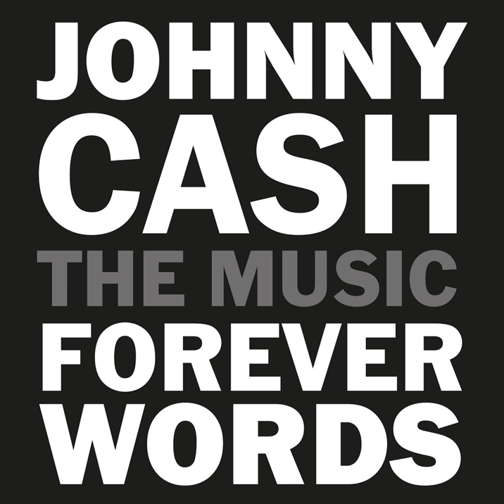 johnny cash forever words artwork Johnny Cash: Forever Words, a collection of songs created from Cash's unused lyrics, out now: Stream