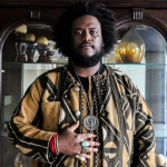 Kamasi Washington, photo by Nina Corcoran