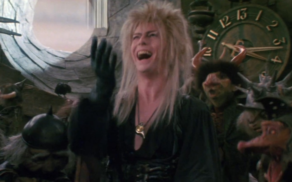 A Labyrinth stage musical is in the works