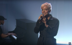 Lily Allen on Seth Meyers