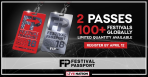 Live Nation Festival Passport 2018Live Nation Festival Passport 2018