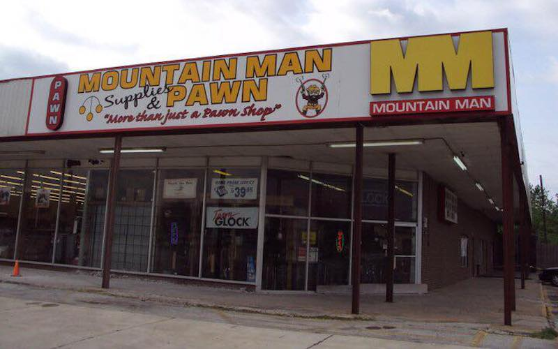 Mountain Man Supplies and Pawn