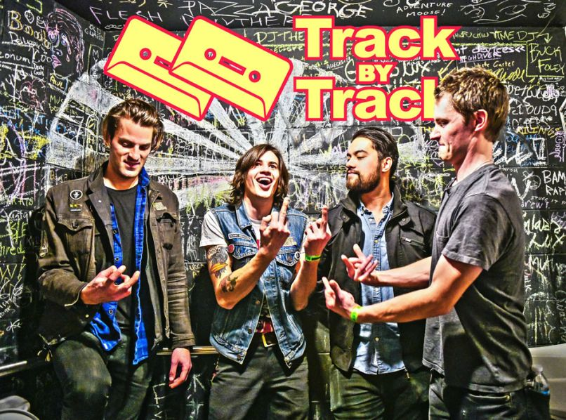 PEEL Track by Track, photo by Kyle Hampson